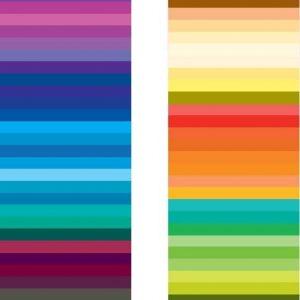 Kleurenkaartjes seizoen/kenmerk
